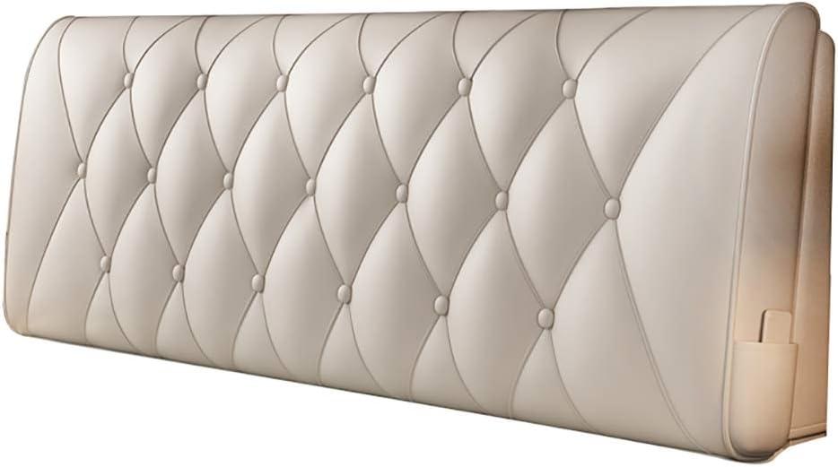 Testiera cuscini Cuscino da comodino personalizzato con grande schienale in tatami doppio misure e forme personalizzate cuscino in morbida borsa in pelle semplice moderno sfoderabile e lavabile