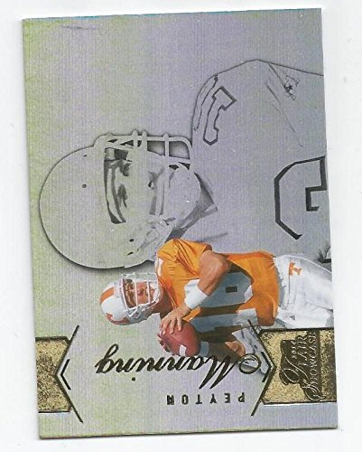 Football NFL 2014 Fleer Flair Showcase #180 Peyton Manning #180 (Flair Nfl Football)