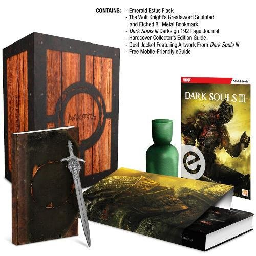 Dark Souls III Prima Official Game Guide - Estus Flask Edition ()