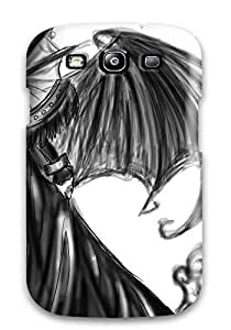 Defender Case With Nice Appearance (scribbled Angel) For Galaxy S3