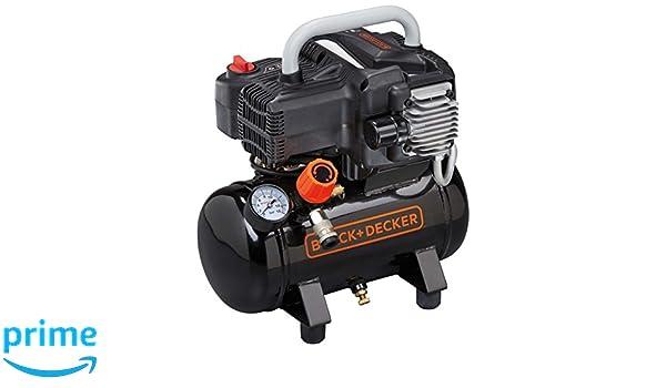 Black and Decker NKBB304BND308 Compresor de Aire, 230 V: Amazon.es: Bricolaje y herramientas