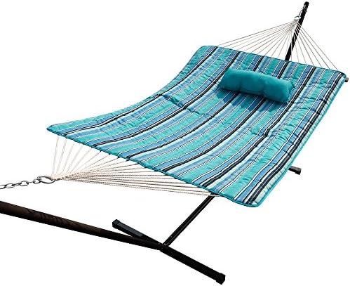 Island Umbrella Island Retreat Hammock Pillow Pad Set