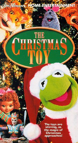 Jim Henson Muppets: The Christmas Toy [VHS] Jim Henson's The Christmas Toy