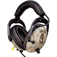 Killer B 1V_KB-CAMO-OPTIMA Camo Optima Headphones for Metal Detecting Fits Various Metal Detectors