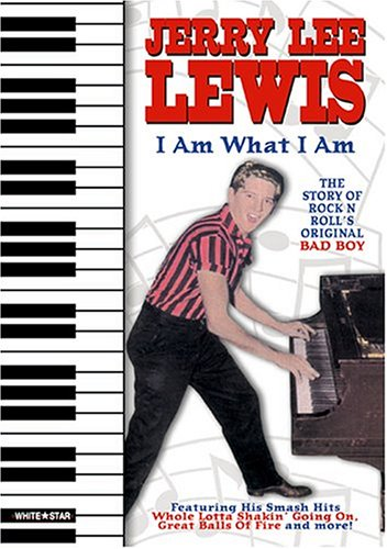 DVD : Jerry Lee Lewis - I Am What I Am (DVD)
