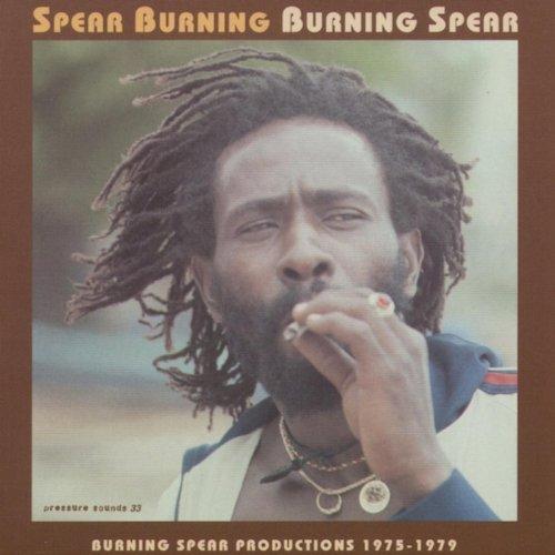 Spear Burning Burning Spear V