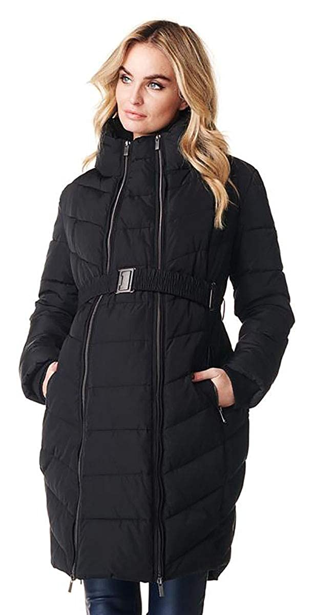 Noppies Outdoor Damen Umstandsjacke Winter Lara Umstands Jacke atmungsaktiv 40691