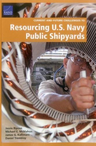 Current and Future Challenges to Resourcing U.S. Navy Public Shipyards