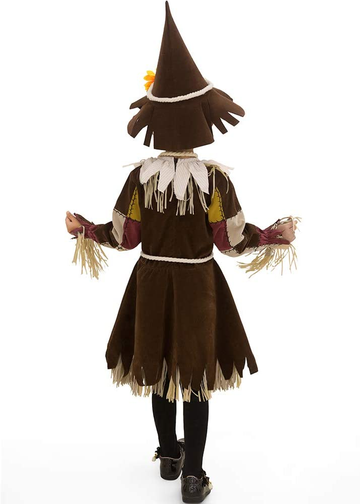 DXYQT Disfraz de Cosplay Chicas Escenario Disfraz de Bruja Disfraz ...