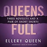 Bargain Audio Book - Queens Full  Three Novelettes and a Pair