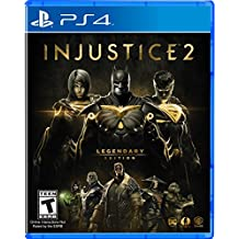 Injustice 2 - Legendary Edition - PlayStation 4
