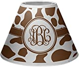 RNK Shops Cow Print Empire Lamp Shade (Personalized)