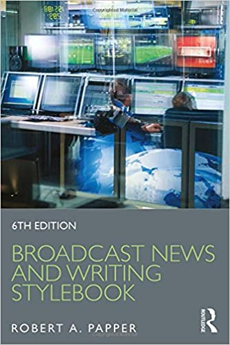 Broadcast news and writing stylebook robert a papper broadcast news and writing stylebook robert a papper 9781138682610 amazon books fandeluxe Gallery