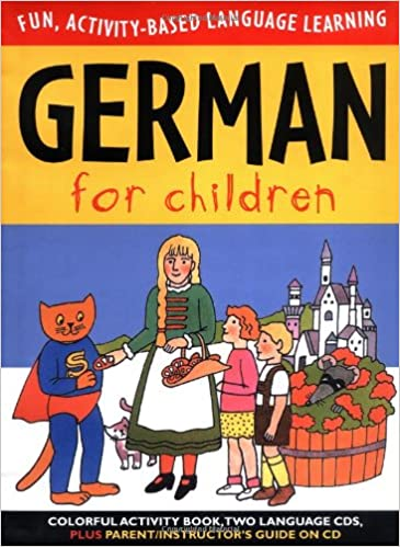 ?FB2? German For Children (Language For Children Series) (Paperback And Audio Cd's). Mexico steps ohjelman August tiempo Honduras strong salieron
