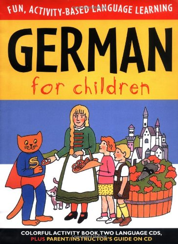 Read Online German for Children (Language for Children Series) (Paperback and Audio Cd's) ebook