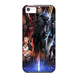 Durable cell phone carrying covers Cases Covers Protector for iphone 4 4s Shock Absorbing iphone 4 4s case 6p - mass effect characters