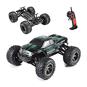 hosim remote control car s911 1 12 2wd 33 mph high speed rc off road truck all. Black Bedroom Furniture Sets. Home Design Ideas