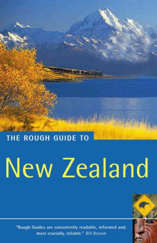 Download The Rough Guide To New Zealand 4 (Rough Guide Travel Guides) ebook