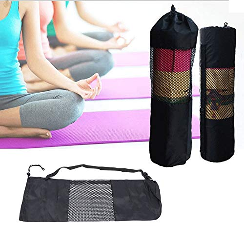 Storage Bags - Useful Convenience Black Yoga Backpack Mat ...