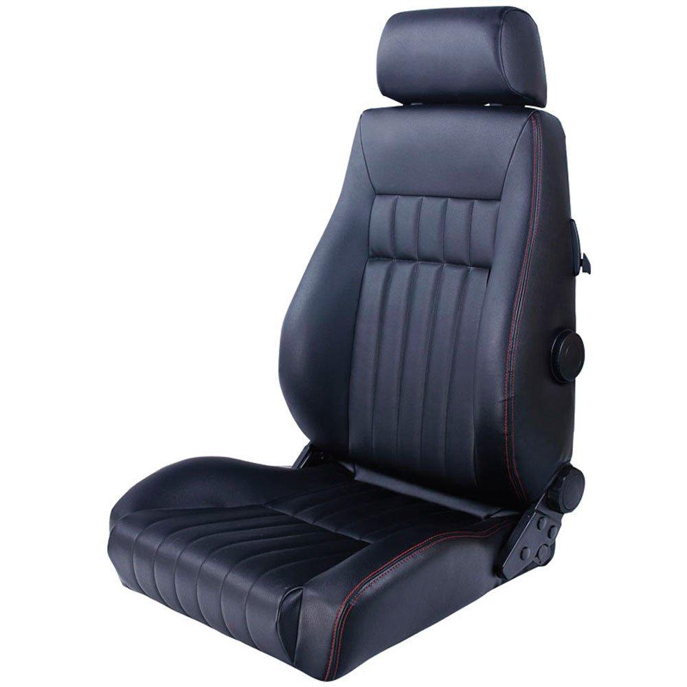 Autostyle SS 64LR Sport Seat - Black