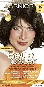 Garnier Belle Colour Creme, 40 Brown