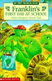 Franklin's First Day of School (Franklin (Scholastic Board Books))