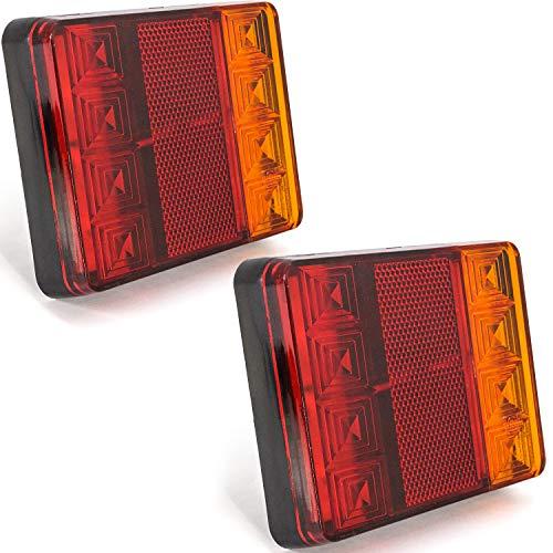 24 Volt Led Tail Lights in US - 8