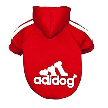 8xl À s Chien De Taille Hoodie Partir Sport Adidog Chien YnqzfwxBFA
