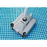Intex-28001-Robot-Pulitore-Automatico-per-Piscina-Fuoriterra-Interrata-GrigioBlu-508-x-395-x-306-cm-Funziona-con-pompe-filtranti-con-un-flusso-da-606-m3h-a-1325-m3h