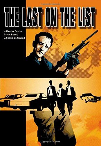 The Last on the List [Conte, Alberto] (Tapa Blanda)
