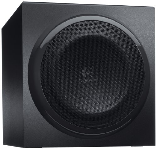Logitech Z906 5.1 Surround Sound Speaker System - THX, Dolby Digital and DTS Digital Certified