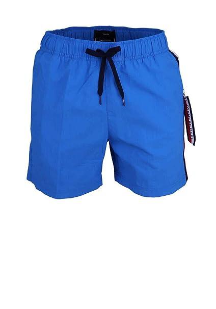 Tommy Hilfiger UM0UM01079 Traje de Bano Hombre Azul XXL ...