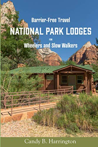 51JKFkoTl3L - Barrier-Free Travel National Park Lodges: for Wheelers and Slow Walkers