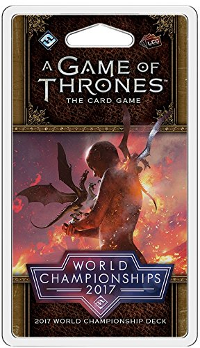 A Game of Thrones LCG: 2nd Edition - 2017 World Championship Deck