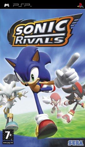 Sonic Rivals Psp скачать торрент - фото 4