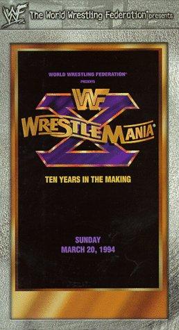 WWF: WrestleMania X [VHS]