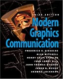 img - for Modern Graphics Communication (3rd Edition) book / textbook / text book