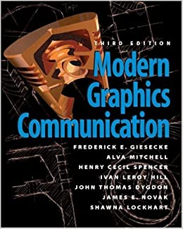 modern graphics communication 3rd edition