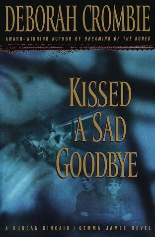 book cover of Kissed A Sad Goodbye