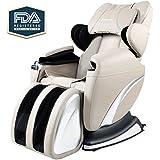 Real Relax Full Body Zero Gravity Shiatsu Massage Chair plus VR Headset