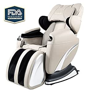Real relax full body zero gravity shiatsu for True touch massage experience luxury spa chair