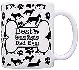 Dog Owner Gifts Best German Shepherd Dad