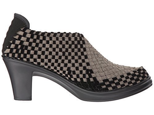 bernie mev. Women's Chesca Bronze/Black Velvet 7.5 B(M) US