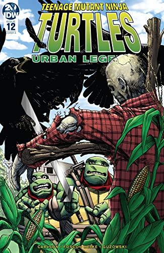 Amazon.com: Teenage Mutant Ninja Turtles: Urban Legends #12 ...