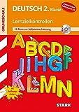 Lernzielkontrollen Grundschule - Deutsch 2. Klasse