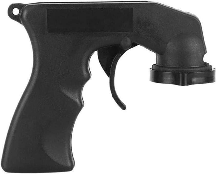 Spray Puede empu/ñadura Completa del Disparador de Coches Accesorios de Mantenimiento Censhaorme Pintura Botella del Aerosol Aerosol Adaptador Pistola Pistola de Aerosol