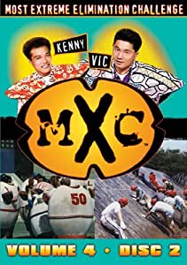 MXC: Most Extreme Elimination Challenge - Volume 4, Disc 2