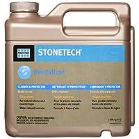Revitalizador, limpiador y protector StoneTech RTU para baldosas y piedras, 1 galón (3.785L), aroma a cítrico