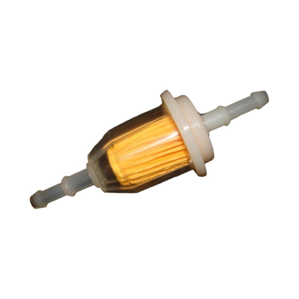 Inline Fuel Filter Suitable For Small Engines: Amazon.co.uk: Car & Motorbike