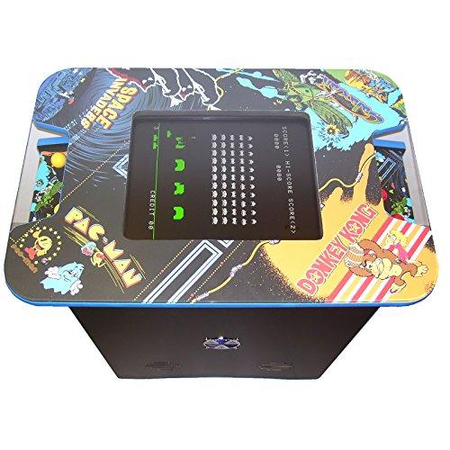 Home Arcade Machine Table With 60 Retro Arcade Games Buy
